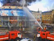 Сколько пожаров произошло в Архангельской области в 2018 году